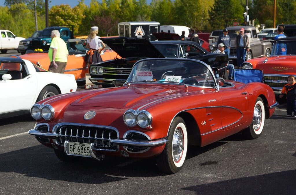 Corvettes on the Bay car show to return to Annapolis