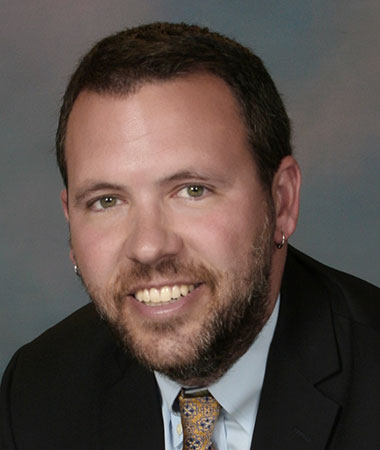 Photo of Matt Morgan