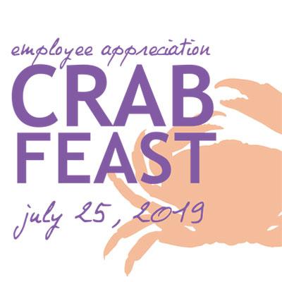 Employee Appreciation Crab Feast