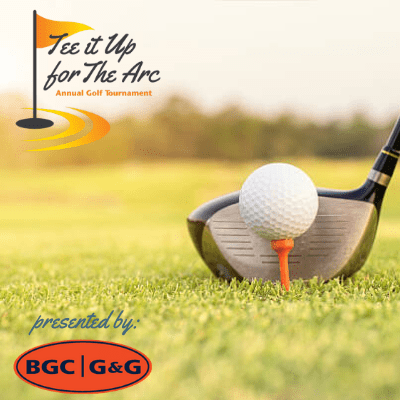 Tee It Up for The Arc