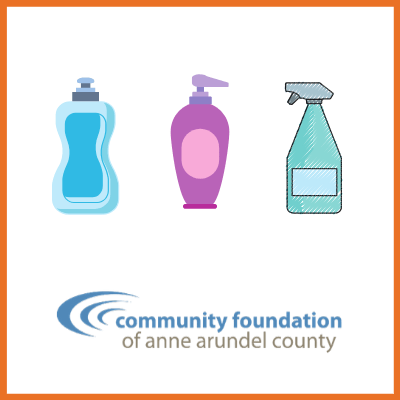 The Arc Central Chesapeake Region Receives Grant to Provide Cleaning and Hygiene Supplies for Staff and People with Disabilities