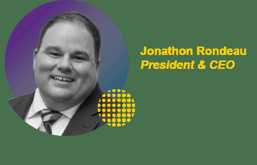 Photo of Jonathon Rondeau