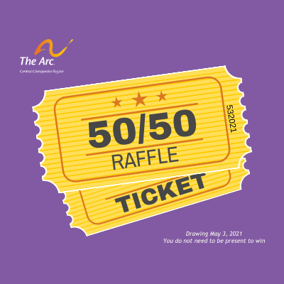 50/50 Tickets On Sale Through 5/3
