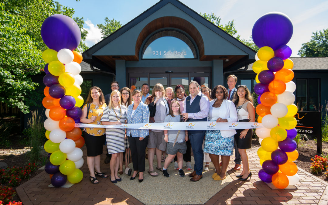 The Arc Central Chesapeake Reveals Renovated Offices to Create a Unique Community Hub