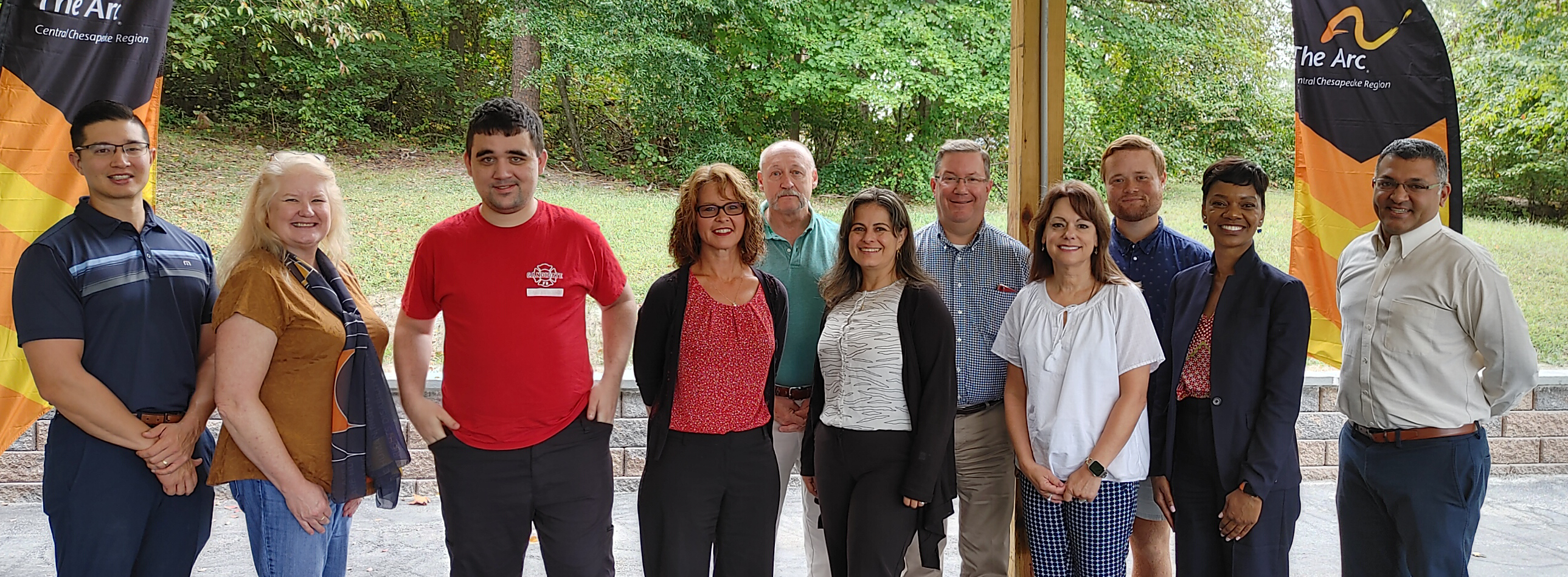 Picture of The Arc's Board of Directors.